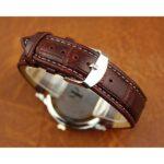 YAZOLE-296-Blue-Glass-PU-Band-Big-Dial-Waterproof-Quartz-Watch