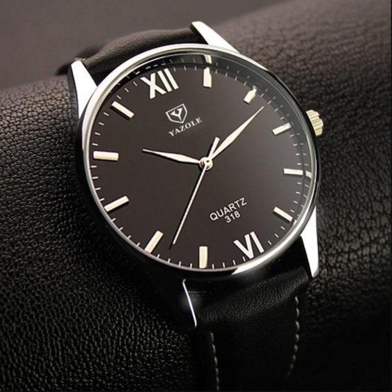 Yazole-318—Black-with-Black